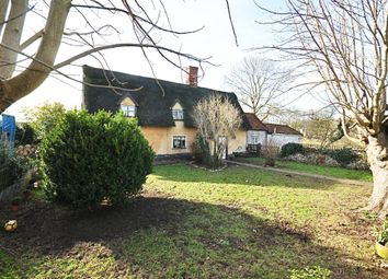 Thumbnail 3 bed cottage for sale in Nethergate Street, Hopton, Diss
