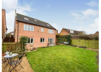 Thumbnail 5 bed detached house for sale in The Close, Northallerton