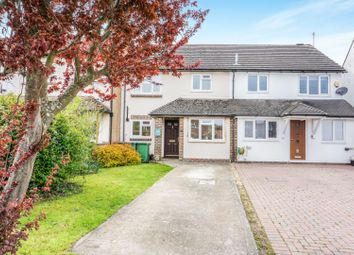 Thumbnail 3 bedroom terraced house for sale in Pound Lane, Upper Beeding
