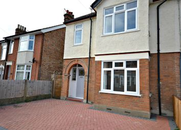 Thumbnail 3 bed end terrace house to rent in Henslow Road, Ipswich