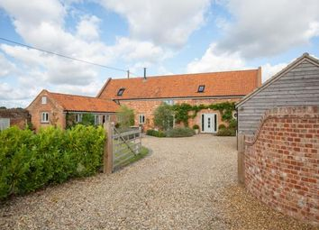 Thumbnail 3 bed barn conversion for sale in Holt Road, Norfolk, England