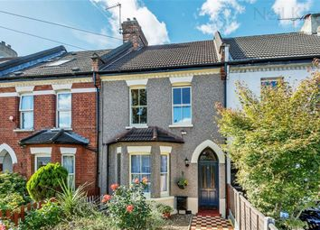 Thumbnail 3 bed terraced house for sale in Peel Road, South Woodford, London