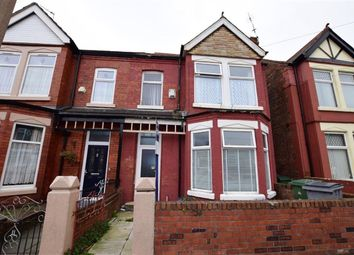 Thumbnail 4 bed semi-detached house for sale in Annesley Road, Wallasey, Merseyside