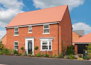 """4 bed detached house for sale in """"Layton"""" at Alton Way, Littleover, Derby DE23"""