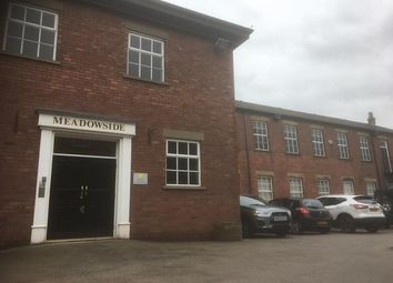 Thumbnail Office to let in Meadowside, Mountbatten Way, Congleton, Cheshire
