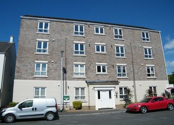 Thumbnail 1 bed flat to rent in Barlow Gardens, Plymouth