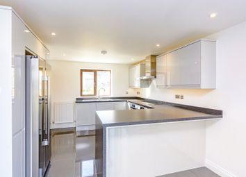 Thumbnail 3 bedroom end terrace house for sale in Meadow Walk, Heathfield Village, Oxfordshire