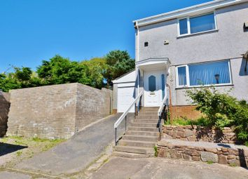 Thumbnail 2 bed semi-detached house for sale in Jericho Road, Whitehaven