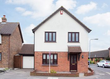 Thumbnail 4 bed detached house for sale in Wickets Way, Hainault