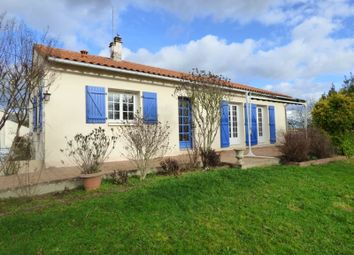 Thumbnail 4 bed bungalow for sale in Chef-Boutonne, Nouvelle-Aquitaine, 79110, France