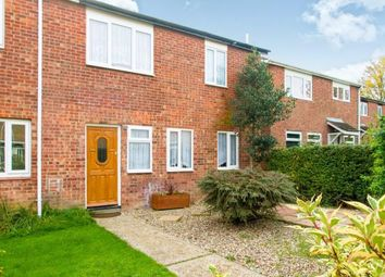 Thumbnail 3 bedroom end terrace house for sale in Countess Close, Eaton Socon, St. Neots, Cambridgeshire