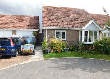 Thumbnail 2 bed semi-detached bungalow for sale in Lodge Close, Old Newton, Stowmarket
