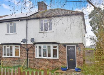 Thumbnail 3 bed end terrace house for sale in Apley Road, Reigate, Surrey