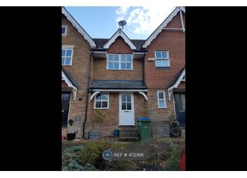 Thumbnail 2 bed terraced house to rent in Hadley Place, Weybridge