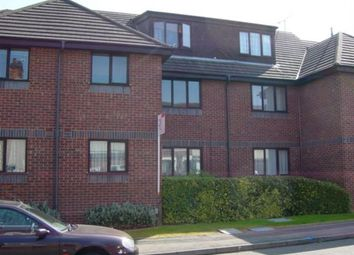 Thumbnail 2 bed flat to rent in Weston Court, Rugby, Warwickshire