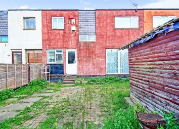 Thumbnail 3 bed terraced house for sale in Darwin Road, Tilbury, Essex