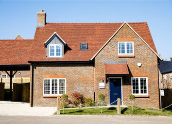Thumbnail 4 bedroom detached house for sale in Slough Lane, Saunderton, High Wycombe, Buckinghamshire
