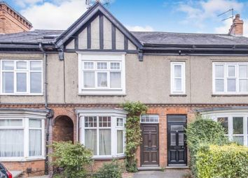 Thumbnail 3 bed terraced house for sale in Frederick Street, Loughborough, Leicestershire