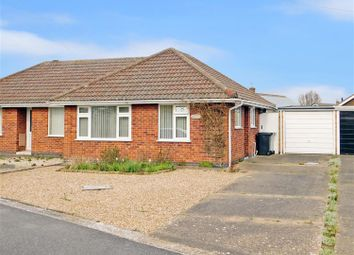 Thumbnail 2 bed semi-detached bungalow for sale in Kingsthorpe Crescent, Skegness