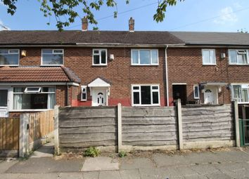 Thumbnail 3 bed terraced house for sale in Bolam Close, Manchester