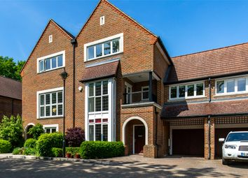 Thumbnail 4 bed semi-detached house for sale in Lankester Square, Oxted, Surrey