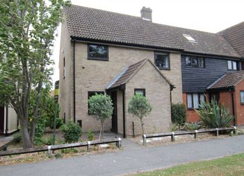 Thumbnail 4 bed end terrace house for sale in Lark Rise, Martlesham Heath, Ipswich