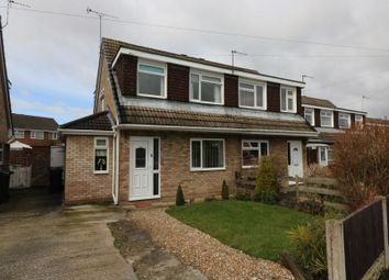 Thumbnail 3 bed semi-detached house for sale in Budworth Road, Great Sutton, Ellesmere Port