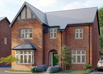 "Thumbnail 5 bed detached house for sale in ""The Birch"" at Tocknell Court, Box Road, Cam, Dursley"