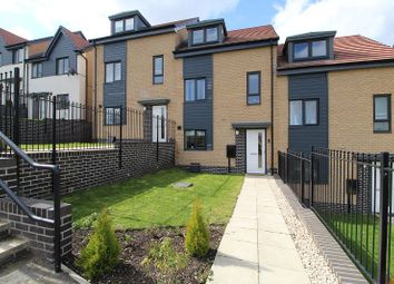Thumbnail 3 bed town house for sale in Broomhouse Lane, Edlington, Doncaster