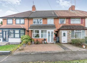 3 bed terraced house for sale in Haunch Lane, Kings Heath, Birmingham, West Midlands B13