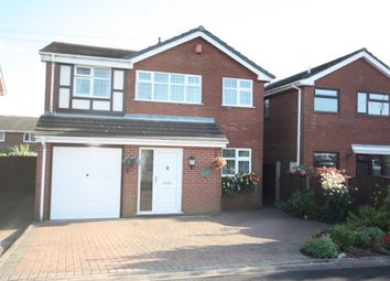 4 bed detached house for sale in Whitehill Road, Kidsgrove, Stoke-On-Trent ST7