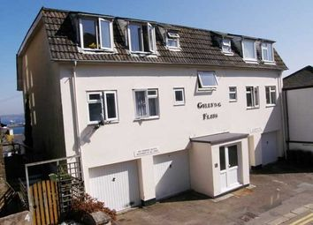 Thumbnail 1 bed flat to rent in Falmouth