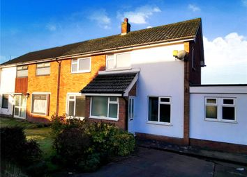 Thumbnail 3 bed semi-detached house for sale in Padarn Close, Lakeside, Cardiff
