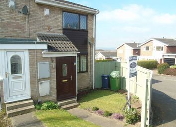 Thumbnail 2 bed terraced house for sale in Westwood View, Ryton