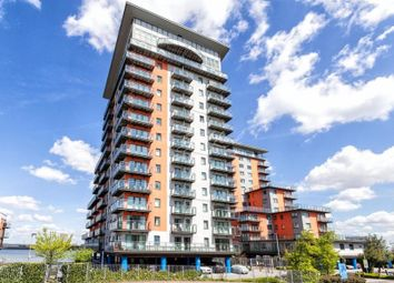 Thumbnail 2 bed flat to rent in Jigger Mast House, Woolwich