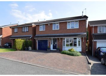 Thumbnail 4 bed detached house for sale in Lidgate Walk, Newcastle