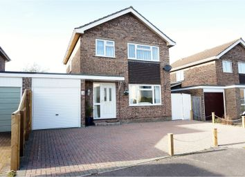 Thumbnail 3 bed detached house for sale in Blind Lane, Trowbridge