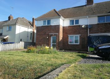 Thumbnail 3 bed semi-detached house for sale in Abbot Road, Bury St. Edmunds, Suffolk