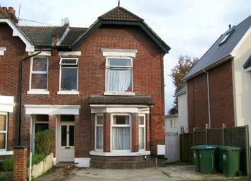 Thumbnail 2 bedroom end terrace house to rent in Belmont Road, Available From 1st July 2018, Southampton