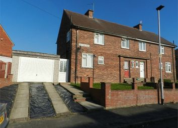 Thumbnail 3 bed semi-detached house for sale in Birchtree Road, Thorpe Hesley, Rotherham, South Yorkshire