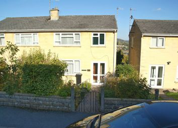 Thumbnail 3 bed semi-detached house for sale in Marshfield Way, Bath