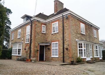 Thumbnail 4 bed property for sale in The Ridgeway, Northaw