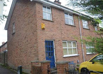 Thumbnail 3 bedroom end terrace house for sale in Glandore Avenue, Belfast, County Antrim