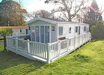 Thumbnail 2 bed mobile/park home for sale in Castle-An-Dinas, St. Columb