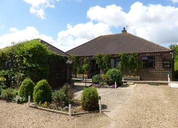 Thumbnail 3 bed detached bungalow for sale in Croppers Lane, Freiston, Boston