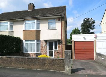 Thumbnail 3 bedroom semi-detached house for sale in Thornyville Villas, Oreston, Plymouth