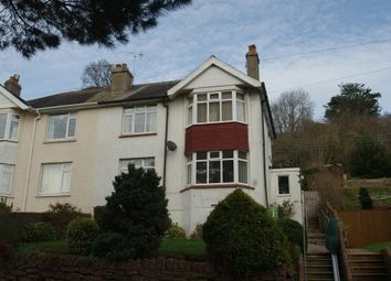 Thumbnail 4 bed semi-detached house for sale in Coombe Road, Preston, Paignton