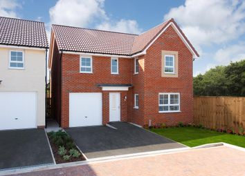 "Thumbnail 4 bed detached house for sale in ""Halton"" at Station Road, Carlton, Goole"