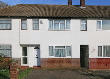 Thumbnail 2 bed terraced house to rent in Tonstall Road, Mitcham