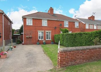 Thumbnail 3 bedroom semi-detached house for sale in Highfield Villas, Doncaster Road, Costhorpe, Worksop